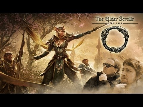 The Elder Scrolls Online - Studiovisite bei Zenimax Online [Deutsch, Englisch]