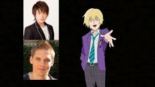 Anime Voice Comparison- Teruki Hanazawa (Mob Psycho 100)