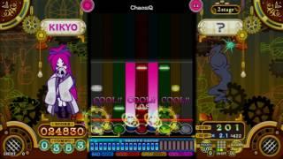 [Pop'n Music] Chaos:Q EX 8BAD