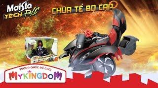 Đồ chơi xe điều khiên Maisto - Chúa tể bò cạp Scorpion