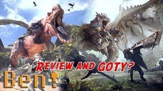 Monster Hunter: World Review and Nerd Stuff! | Ben's OP Game Show Ep. 118 FULL EPISODE