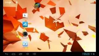 Como grava a tela do tablet sem root