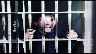 24 HOUR OVERNIGHT in ALCATRAZ PRISON | HOW I GOT CAUGHT IN ALCATRAZ PRISON OVERNIGHT CHALLENGE