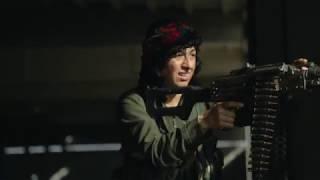 Inside the Women's Army Trailer
