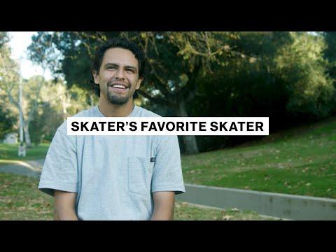 Skater's Favorite Skater: Vincent Alvarez | TransWorld SKATEboarding