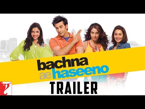 Bachna Ae Haseeno - Trailer With English Subtitles