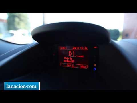 Así funciona el sistema SYNC en el Ford Fiesta Kinetic Design