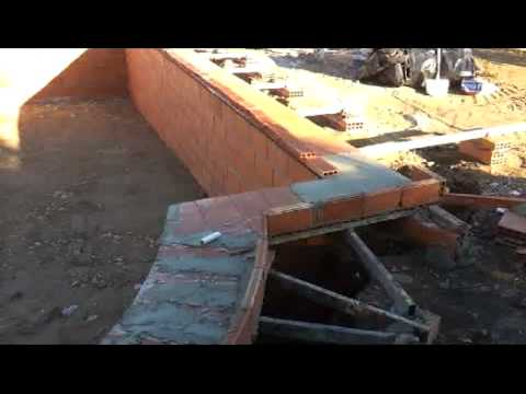 construcci n piscina 10x5 paso a paso pool 10x5 step by