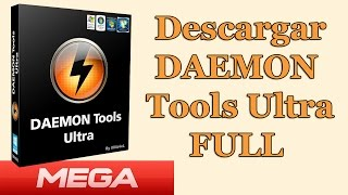 Como Descargar e Instalar Daemon Tools Ultra Full 2015 [Windows 7/8/8.1] [Mega]
