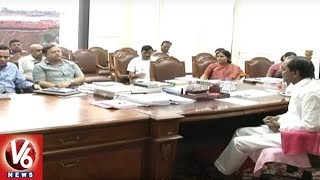 CM KCR Serious On Revenue Officials Over Irregularities In Rythu Bandhu Scheme
