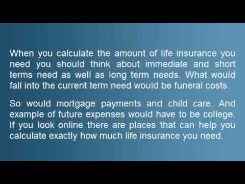 Jason Gee Farmers Insurance How Much Should You Spend On Life Insurance.mov