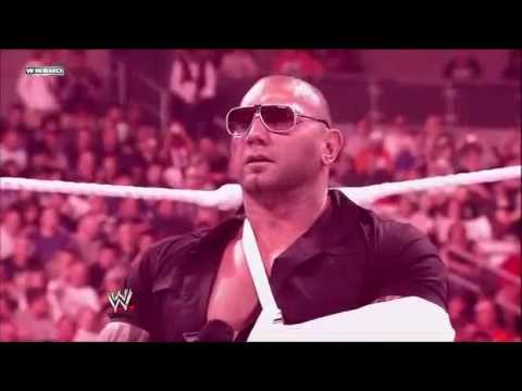 vs batista extreme rul john cena gets fired and comes back