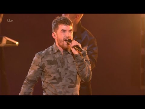 The X Factor UK 2018 Anthony Russell  Semi-Finals Night 2  Clip S15E26