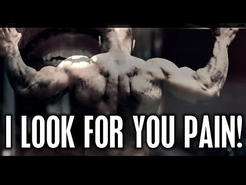 I look for you pain! Pull up and deadlifts with CT Fletcher