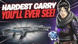 HARDEST CARRY YOU'LL EVER SEE! (24 KILLS)