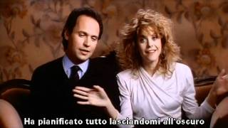 Harry ti presento Sally (scene tagliate sub ita) 06