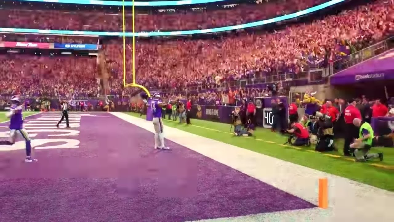 The Best Angle Yet For The Minneapolis Miracle