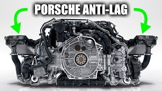 Porsche's Anti-Lag System Doesn't Use Any Fuel