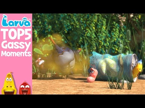 [Official] Gassy Moments - Larva Top 5
