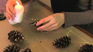 Play weihnachten basteln mit kindern tannenbaumschmuck - Tannenbaumschmuck basteln ...