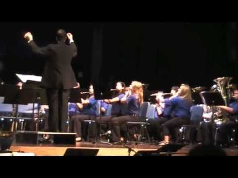 Tuskawilla Middle School Concert Band - Silvergate Overture