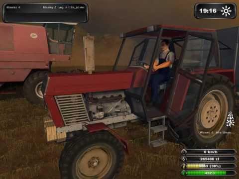 Symulator Farmy 2011 cz1