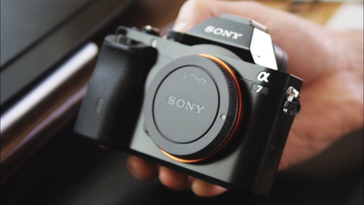 Amazoncom  Sony a7 FullFrame Mirrorless Digital Camera