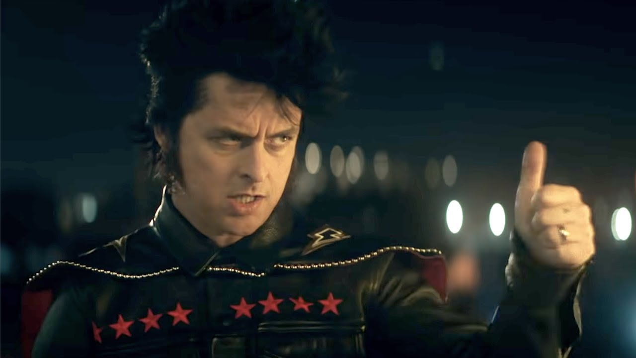 """Green Day - """"Meet Me On The Roof""""のMVを公開 新譜「Father of All...」2020年2月7日発売 thm Music info Clip"""