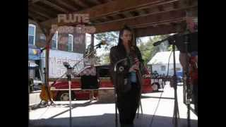 Fretwell Flutes :::  Bass D Flute ::: 2013 ::: Native American Flute Music