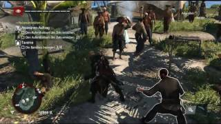 Let´s Play Assassin's Creed 4 Black Flag Gameplay Deutsch - Part 124 - Forts