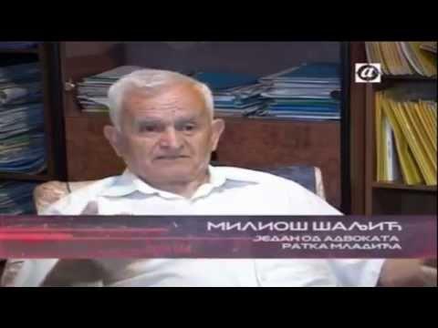 Досије портрет - Ратко Младић (22.10.2014.)