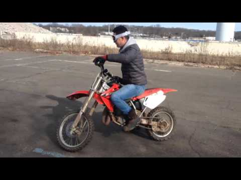 2007 Honda CRF150RCRF150RExpert Specifications