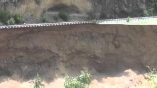 Desborde de Rio Mantaro 20/01/2014 Parte 02