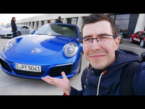 Мой новый Porsche - Влог
