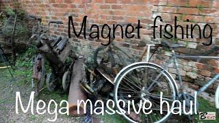 MASSIVE Magnet Fishing Haul