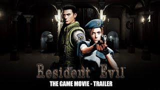 Resident Evil - The Game Movie - New Trailer