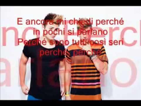 Benji e Fede - Lunedì Testo (Lyrics)