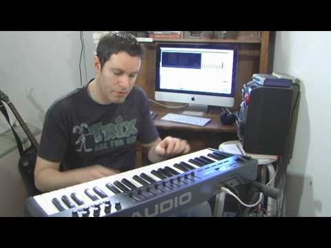 Music Production (part 1) Beautiful Echo Chris Commisso original