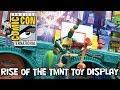 Rise of the TMNT Toys at San Diego Comic Con 2018 Teenage Mutant Ninja Turtles thumbnail