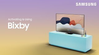 01. How to activate and use Bixby on your 2021 TV and Smart Monitor | Samsung US