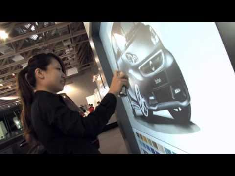 Mercedes Benz - Smart Magic Spray Solution