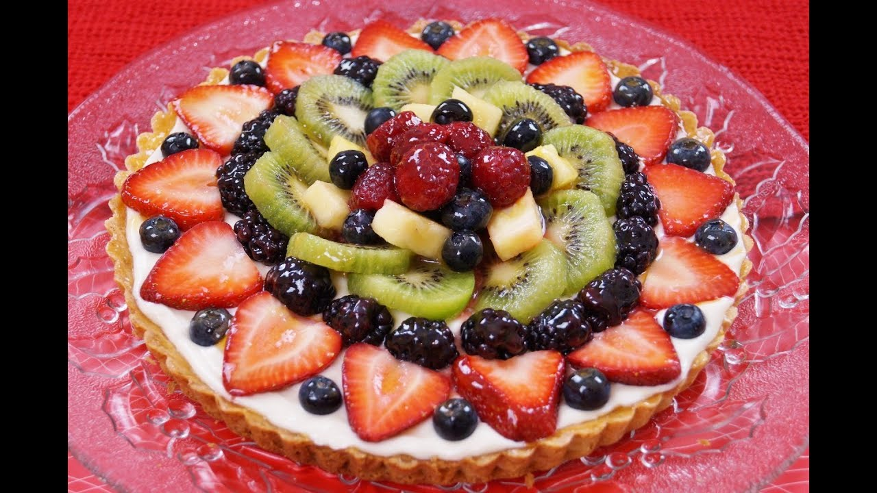Mixed Fruit Filling For Cakes