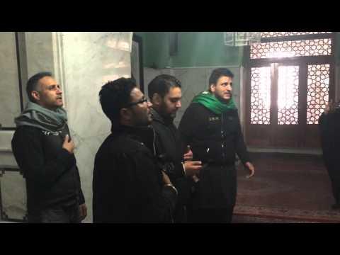 Hye saawan ookhian ne Ziarat Shaam Syria Rasul Hussain swt