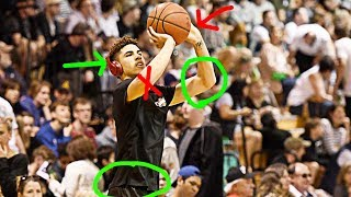 🔎Decoded: LaMelo Ball Shooting Form | Basketball Shooting Form