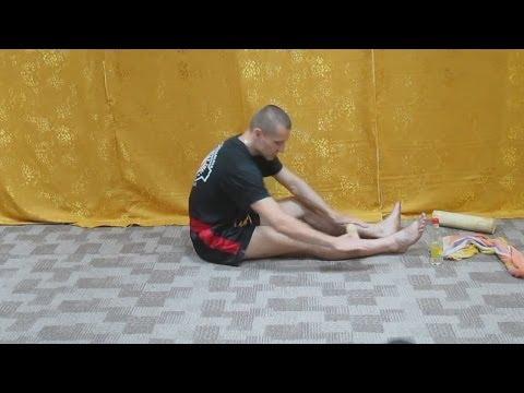 Тайский бокс - как сделать себе стальные голени? Набивка\накатка.