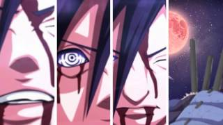 Uchiha Madara Sage Mode