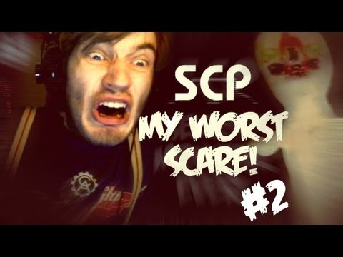 WORST SCARE EVER! ;_; - SCP: Containment Breach - Part 2 - Playthrough (+download link)