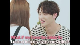 What if GOT7 JB did my makeup? ENG SUB • dingo kbeauty