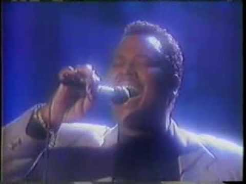 Luther Vandross - Never Let Me Go
