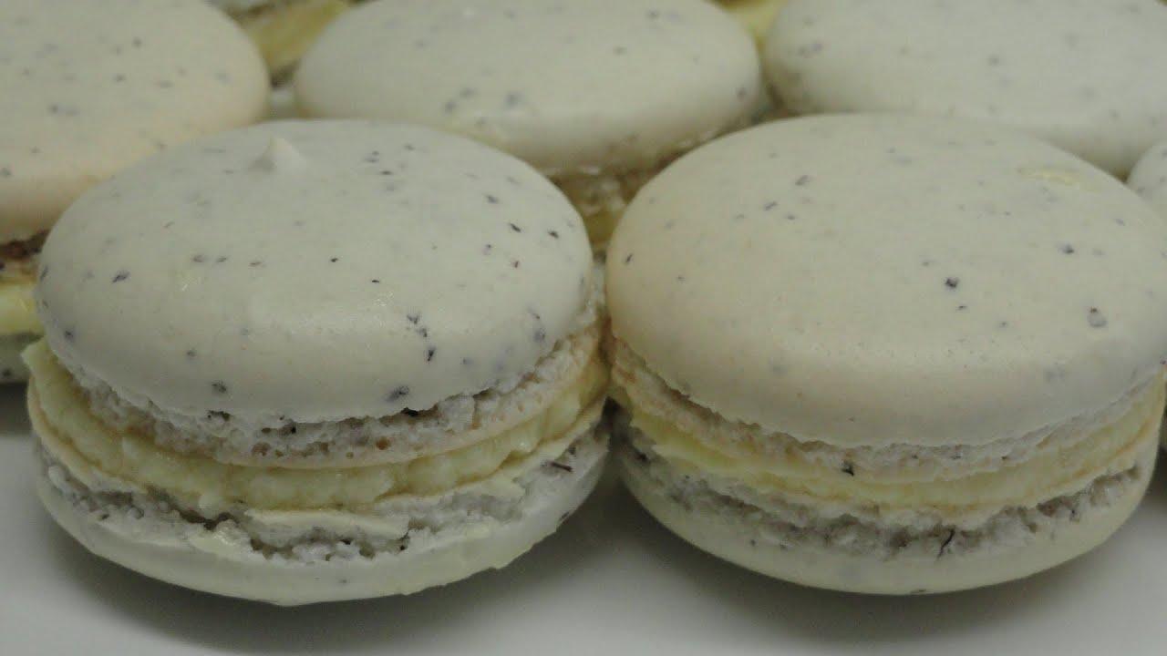 How To Make Macaron Cake Filling